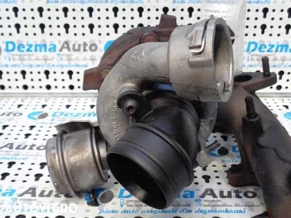 Turbosuflanta , Vw Caddy 3 (2KA, 2KH) 1.9tdi (id:209426) - 2