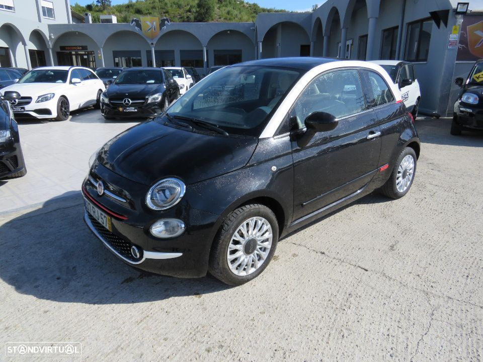Fiat 500 1.2 Lounge S - 2
