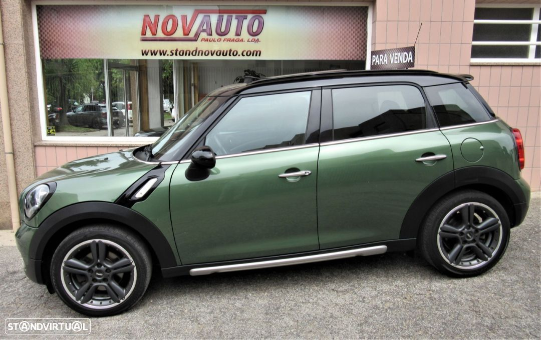 MINI Countryman Cooper D - 3
