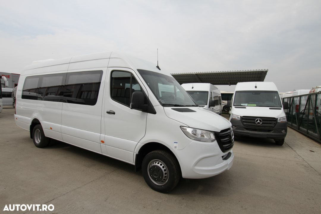 Mercedes-Benz sprinter 519 19+1+1 COC - 1