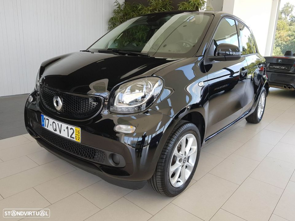 Smart ForFour 1.0 Passion - 1