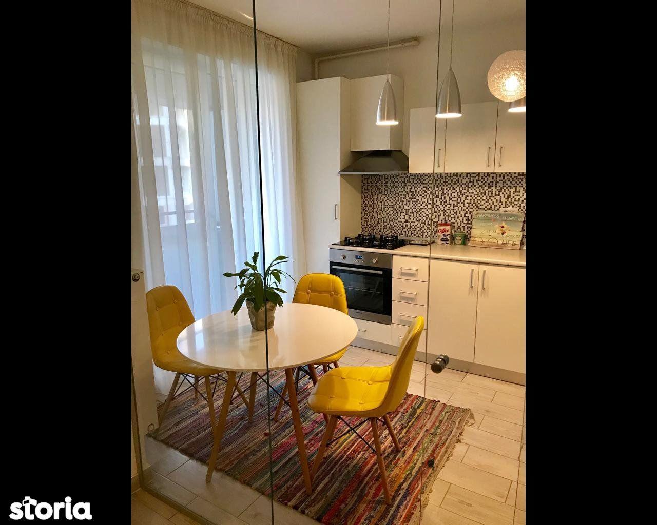Apartament de inchiriat, București (judet), Strada Gheorghe Ranetti - Foto 3