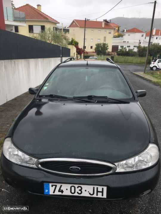 Ford Mondeo SW 1998 - 1