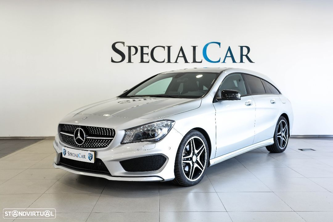 Mercedes-Benz CLA 180 CDI AMG SHOOTING BRAKE - 41