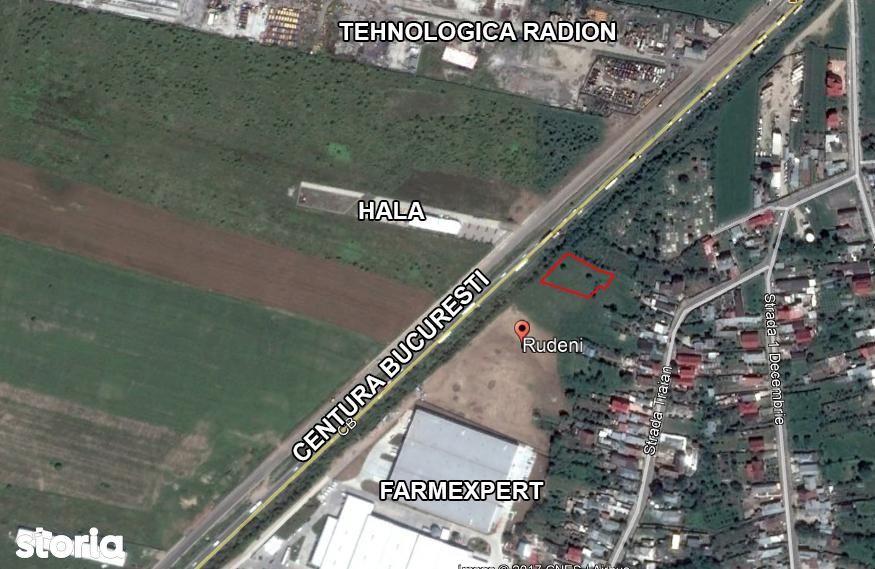 Teren de Vanzare, Ilfov (judet), Chitila - Foto 1