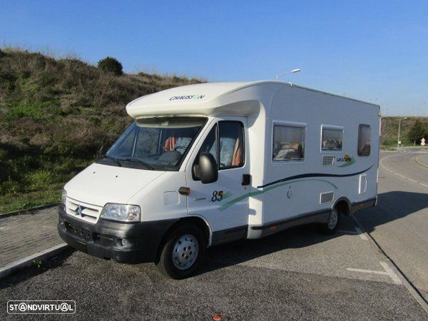 Chausson Welcome 85 - 1
