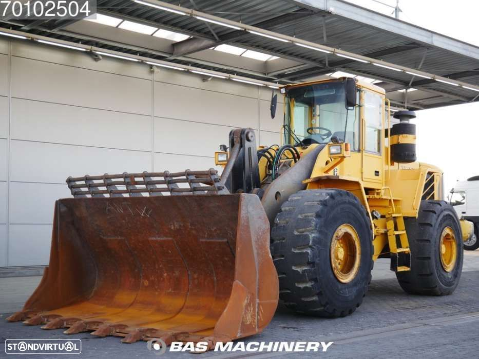 Volvo L180E Nice and clean condition - Good tyres - 1