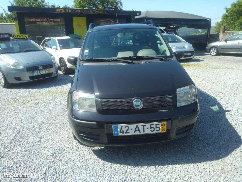 Fiat PANDA 1.3 MULTIJECT - 1