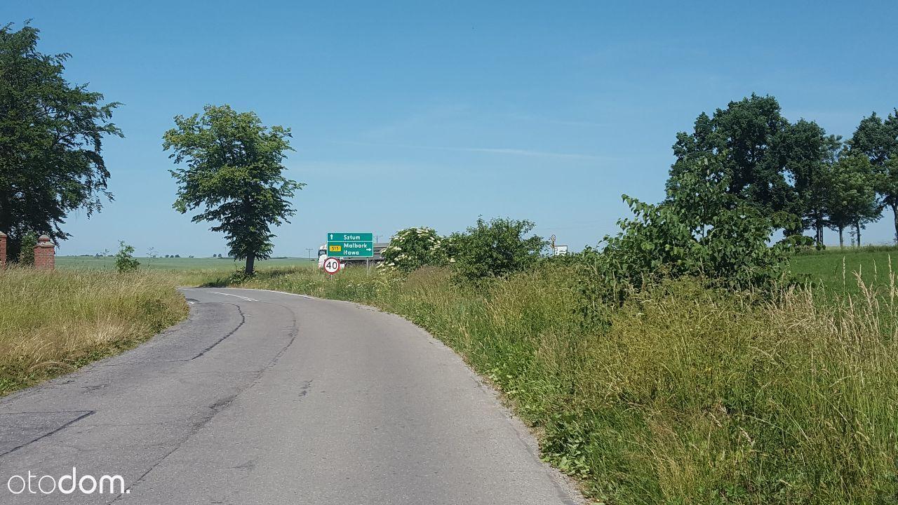 Działka na sprzedaż, Kalwa, sztumski, pomorskie - Foto 3