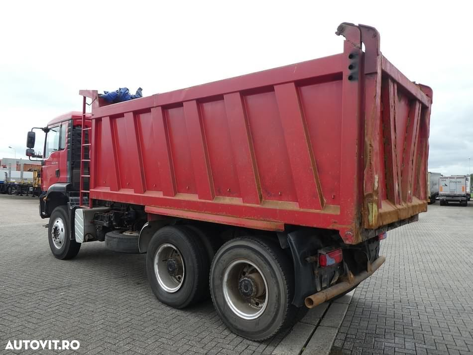 MAN 40.390 6X4 FULL STEEL 17M3 - 3