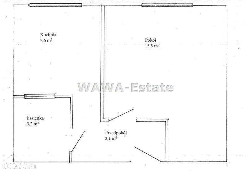 Mieszkanie na sprzedaż, Warszawa, Stare Bielany - Foto 8