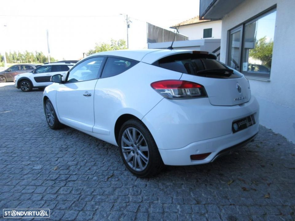 Renault Mégane Coupe 1.5 dCi GT Line SS - 4