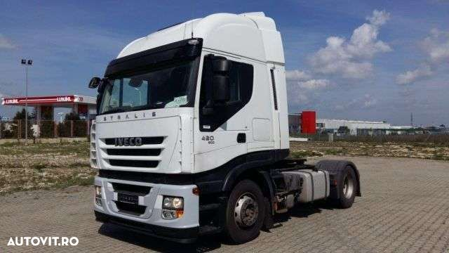 Iveco Stralis AS440S42T/P E - 1