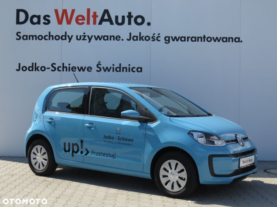 Volkswagen up! move up! 1,0 60KM Cool and Sound Composition Phone Safe+ - 5
