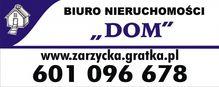 To ogłoszenie dom na sprzedaż jest promowane przez jedno z najbardziej profesjonalnych biur nieruchomości, działające w miejscowości Borków, kielecki, świętokrzyskie: