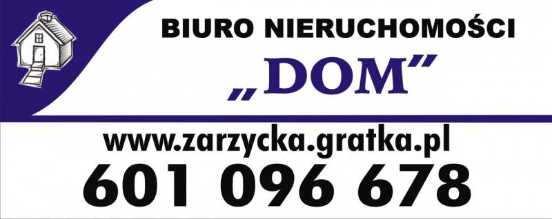 """""""DOM"""" Biuro Nieruchomości Paweł Zarzycki"""
