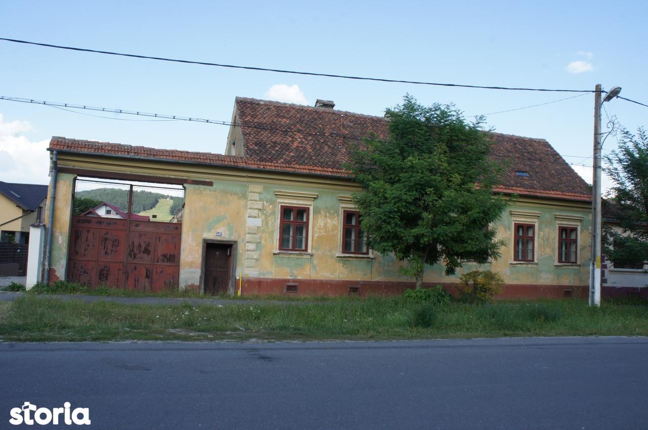 Casa de vanzare, Brașov (judet), Strada Messchenndorfer - Foto 1