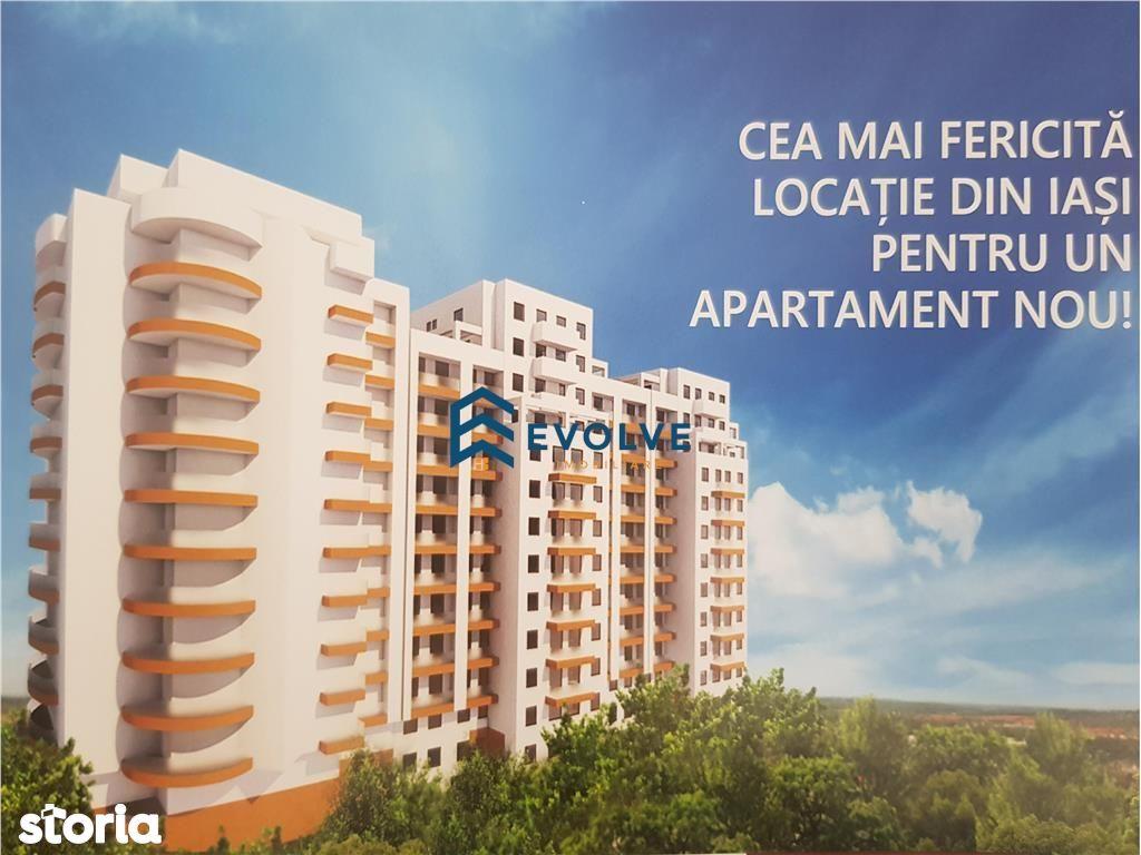 Apartament de vanzare, Iași (judet), Strada Profesor Anton Șesan - Foto 1