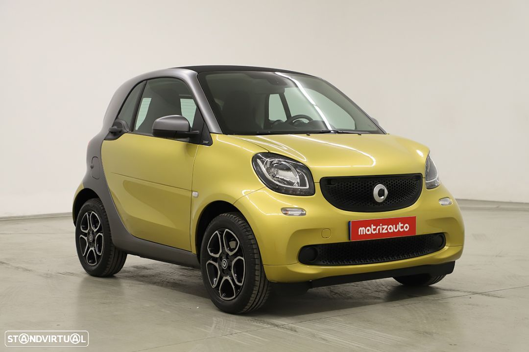 Smart ForTwo 0.9 passion 90 - 1