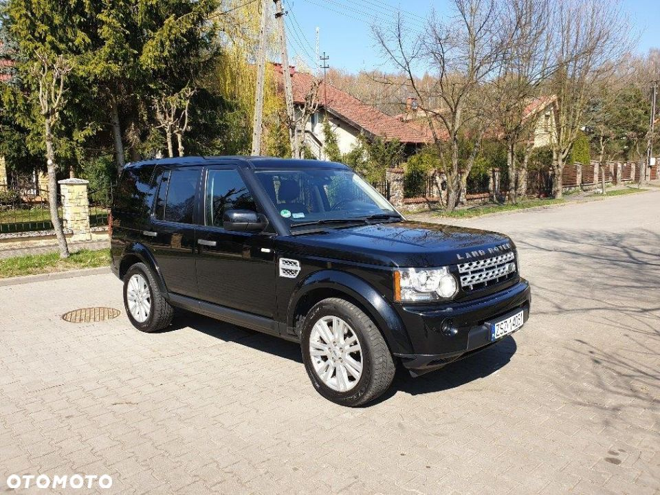 Land Rover Discovery Sprzedam mojego Land Rover Discovery IV 3.0 HSE - 5