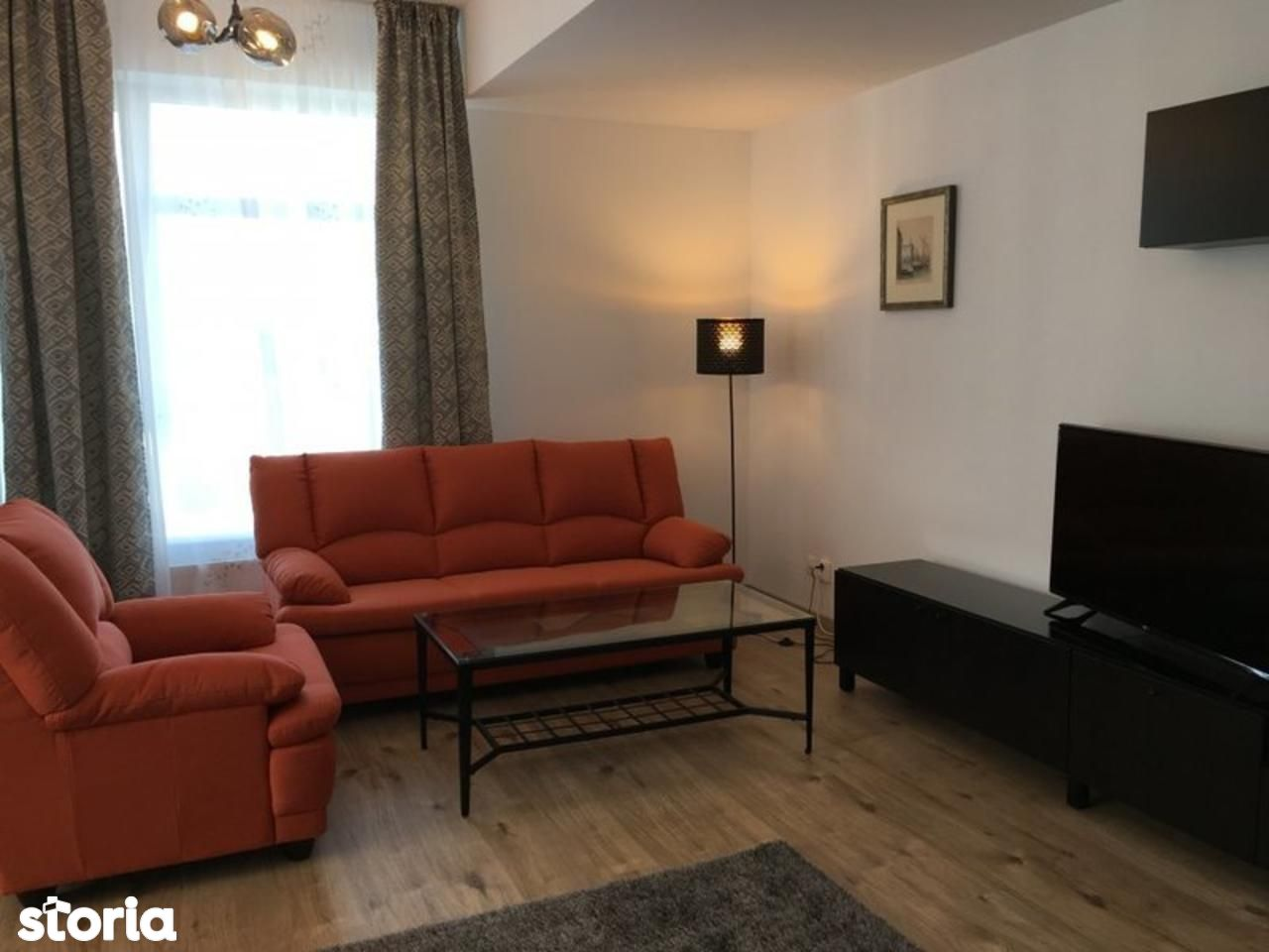 Apartament de inchiriat, București (judet), Strada Barbu Văcărescu - Foto 2