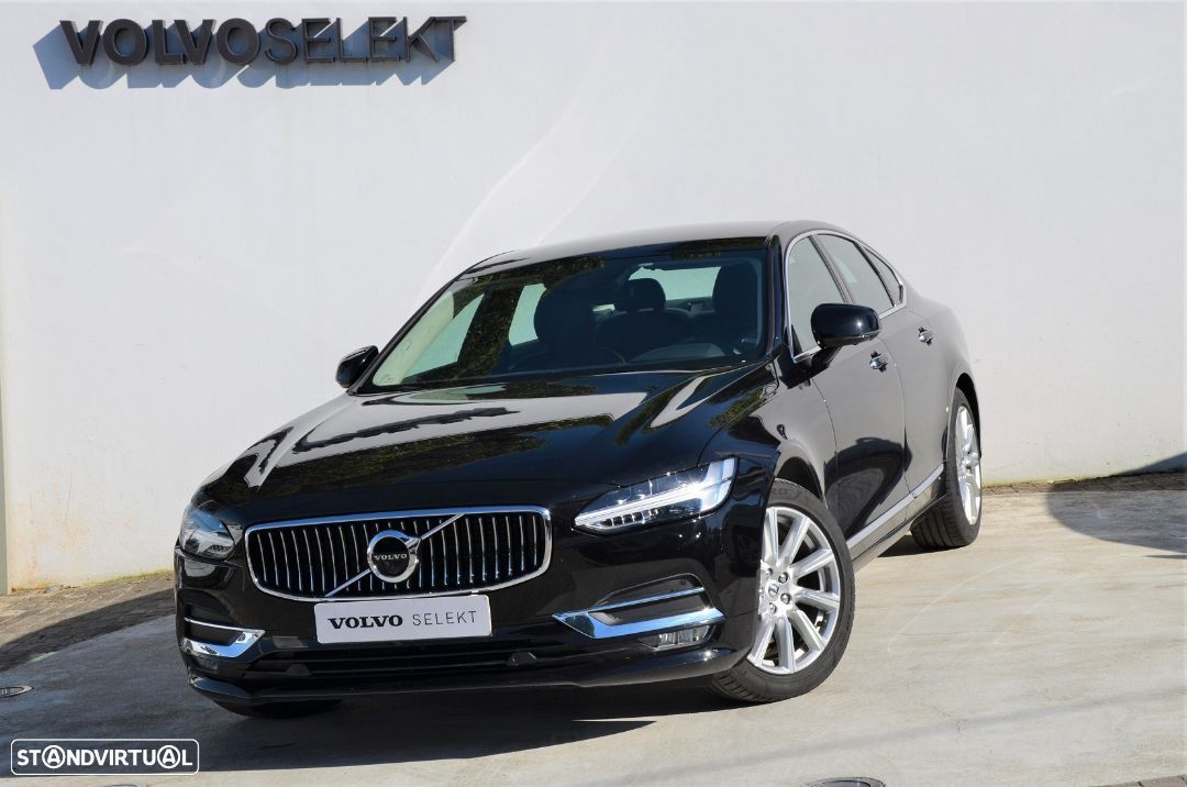 Volvo S90 D4 Inscription Geartronic 8V - 24