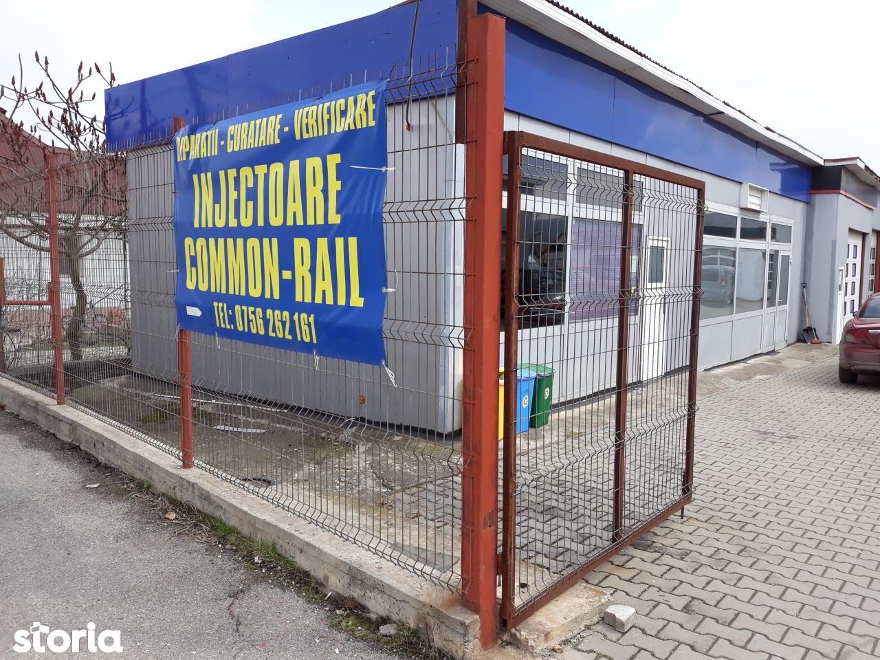Spatiu Comercial de vanzare, Bistrița-Năsăud (judet), Viişoara - Foto 1