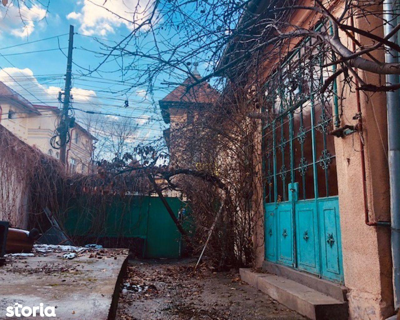 Casa de vanzare, București (judet), Strada Cuza Vodă - Foto 1