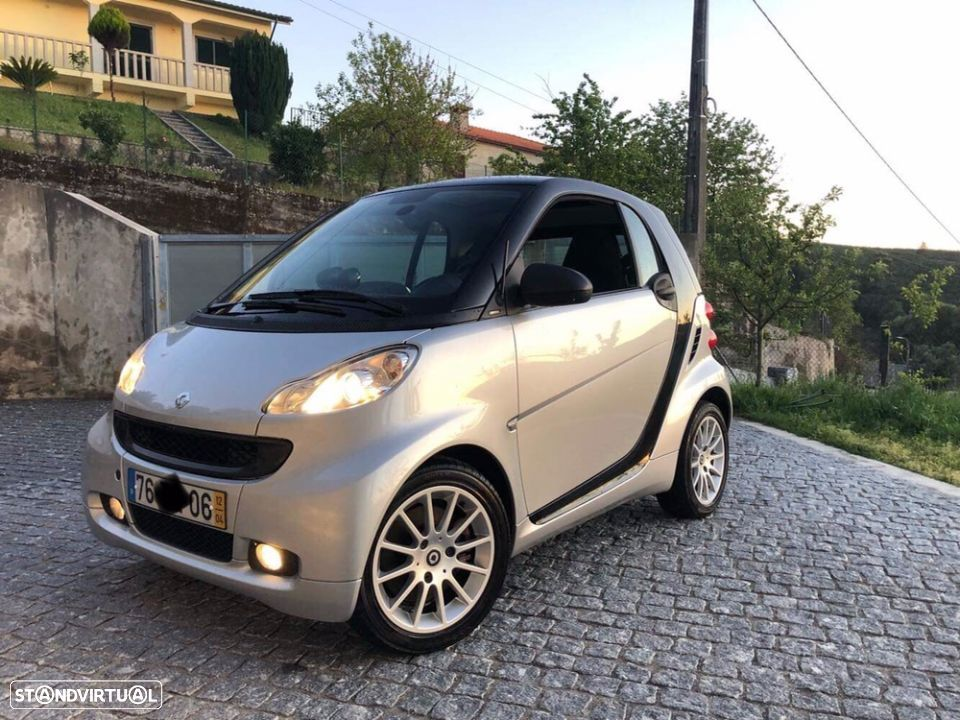 """Smart ForTwo Passion """"Full extras """" - 1"""