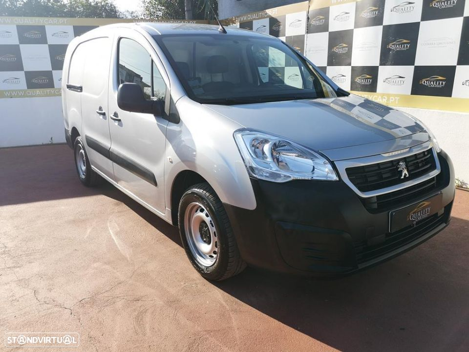 Peugeot Partner 1.6 BlueHDI L2 SE OFFICE Fibrada - 6