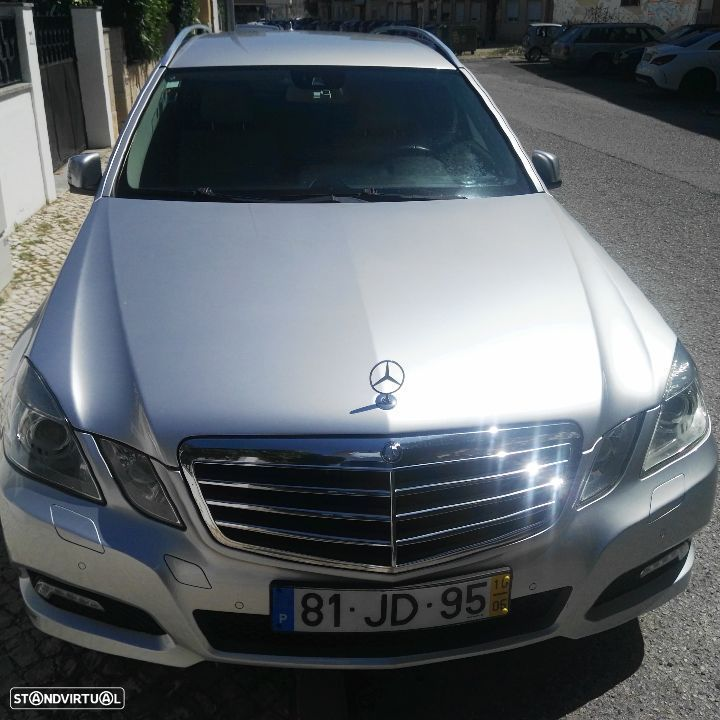 Mercedes-Benz E 250 Carrinha - 3