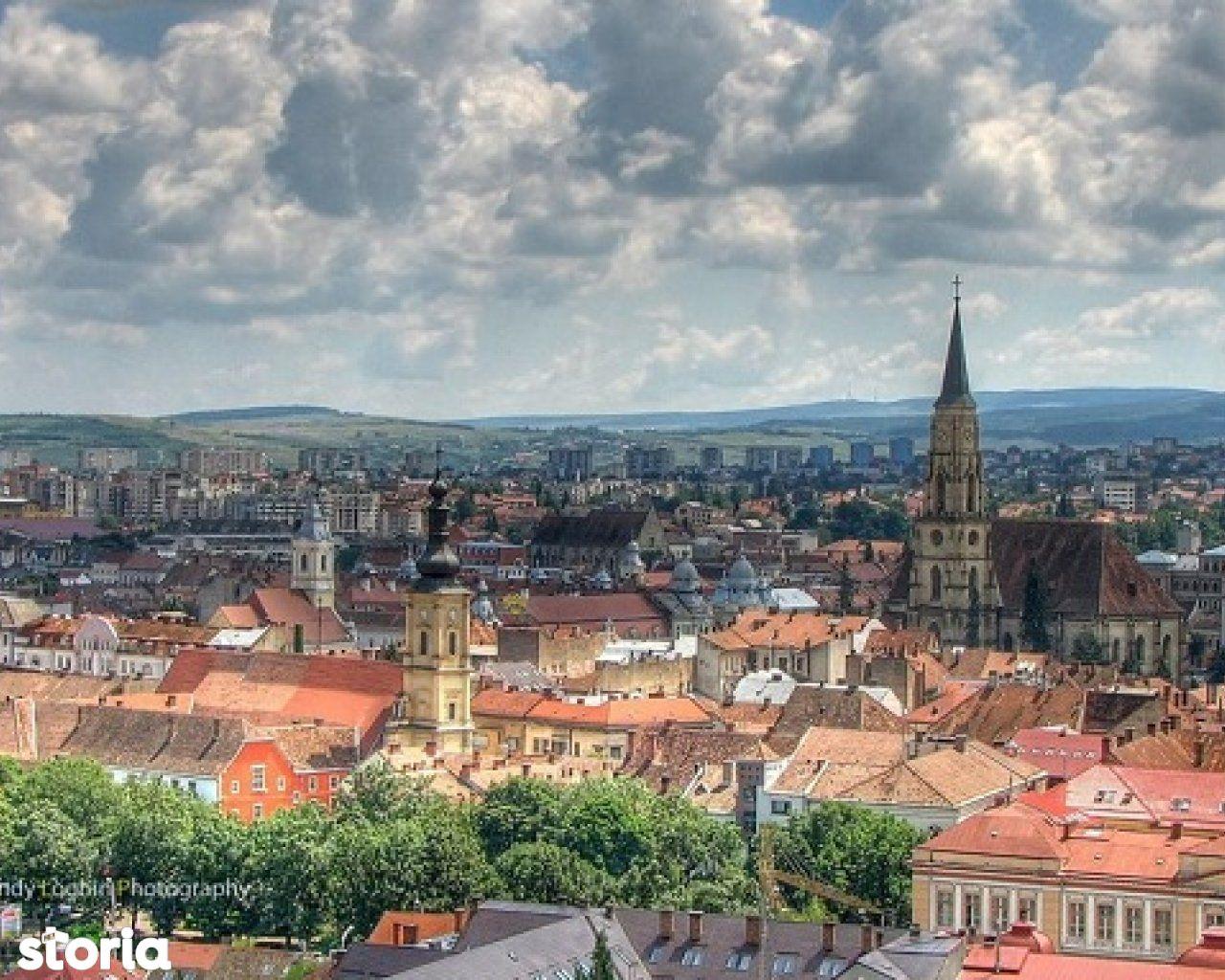 Apartament de vanzare, Cluj (judet), Strada Hermann Oberth - Foto 10
