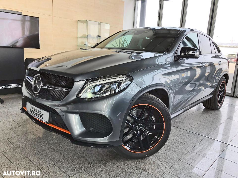 Mercedes-Benz GLE Coupe - 1