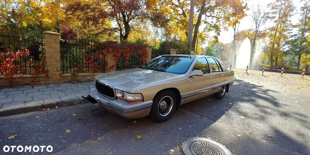 Buick Roadmaster 5.7 LT1 V8 Limited Collectors Edition - 1