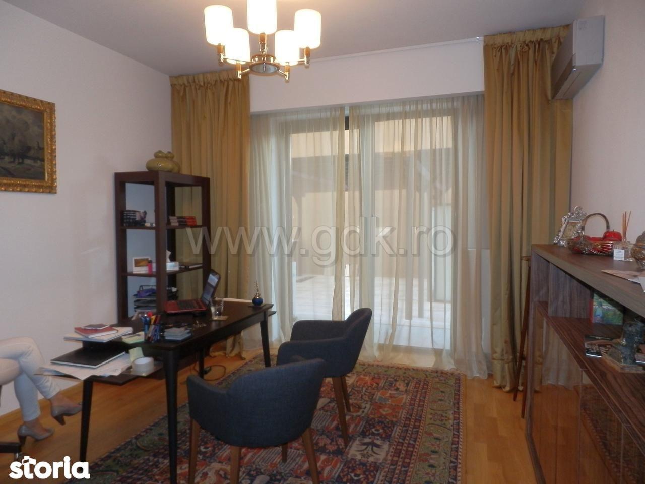 Apartament de inchiriat, București (judet), Strada Gen. Av. Athanasie Enescu - Foto 14