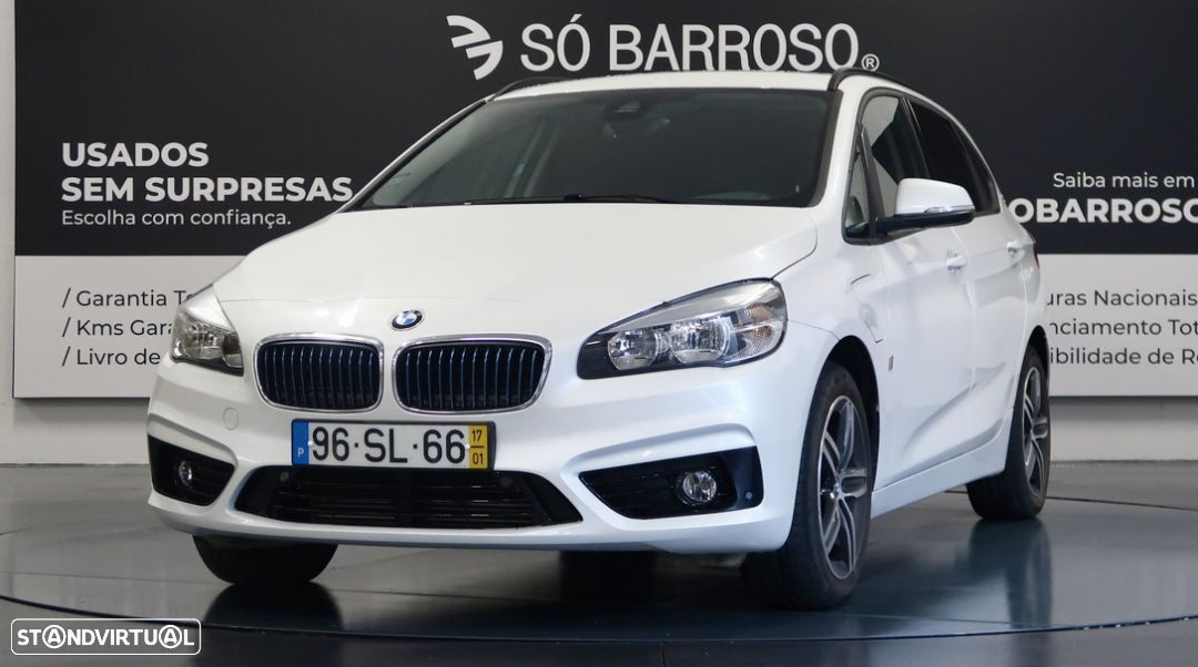 BMW 225xe Active Tourer Plug-In Hybrid - 1