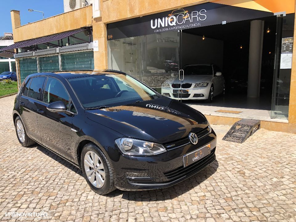 VW Golf 1.6 tdi trendline - 3