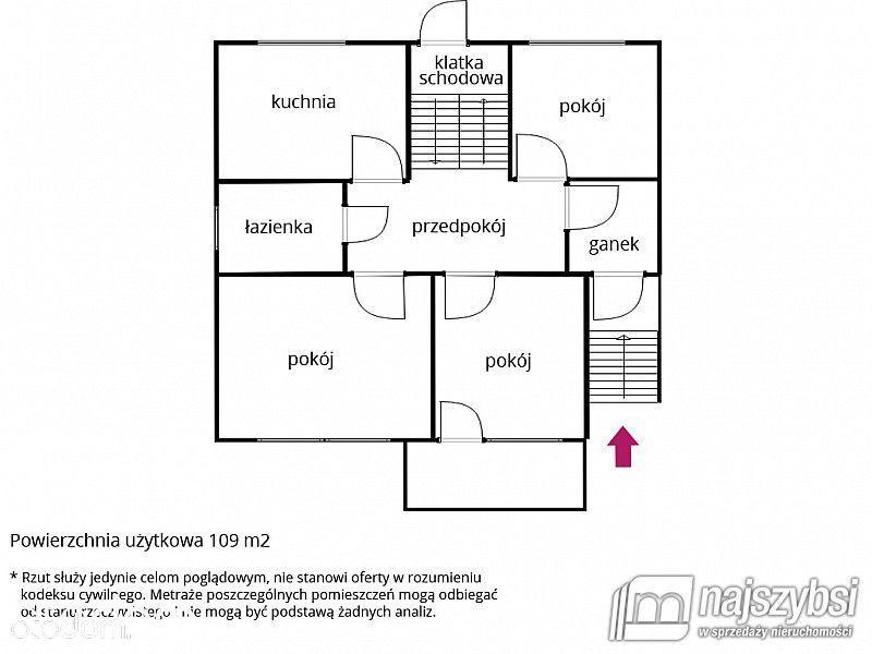 Dom na sprzedaż, Dębno, myśliborski, zachodniopomorskie - Foto 2