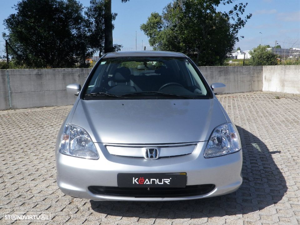 Honda Civic 1.4 LS - 1