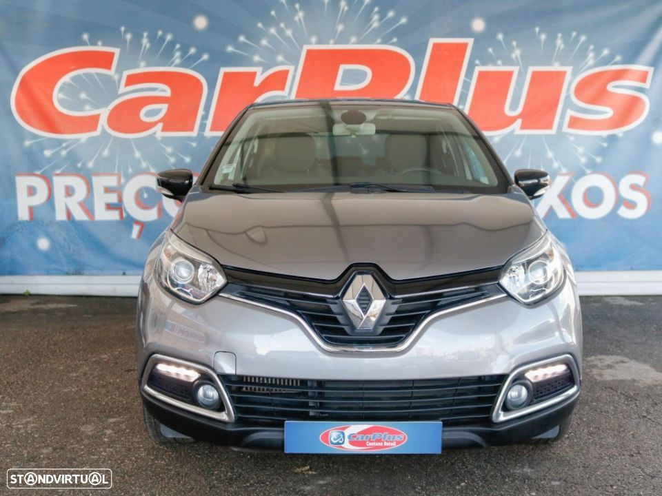 Renault Captur 1.5 dCi 90cv Exclusive - 2
