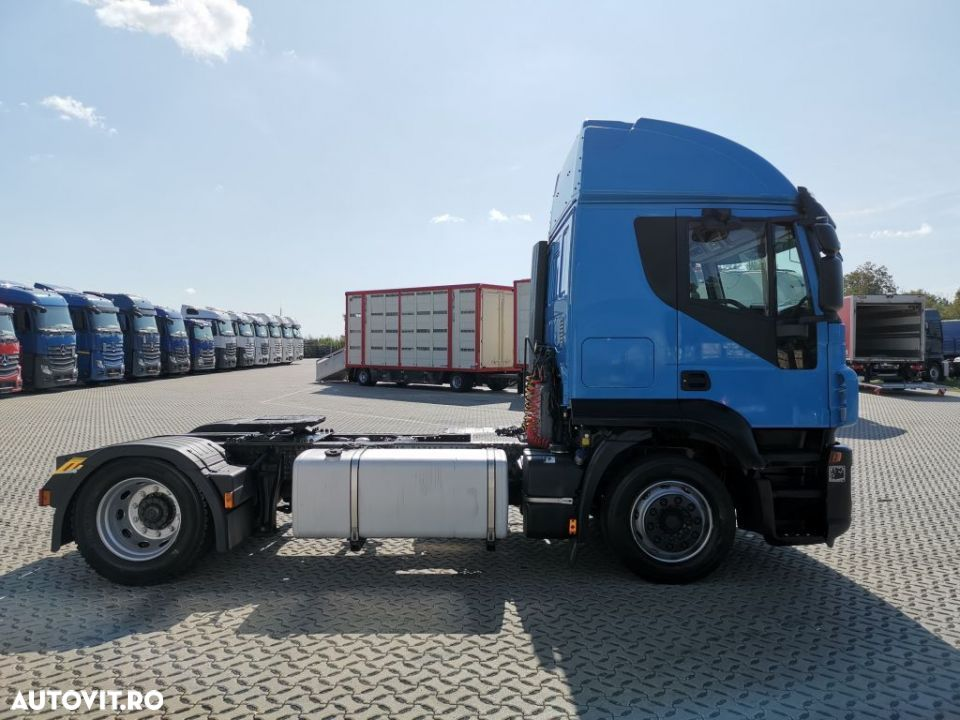 Iveco Stralis AT440S36T/P / German / 1 Hand - 4