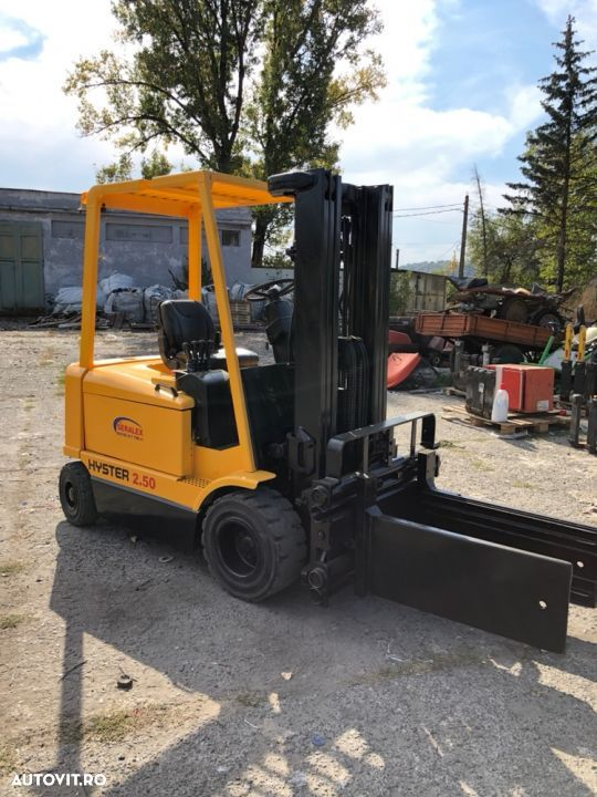 Hyster J2.50XM - 2