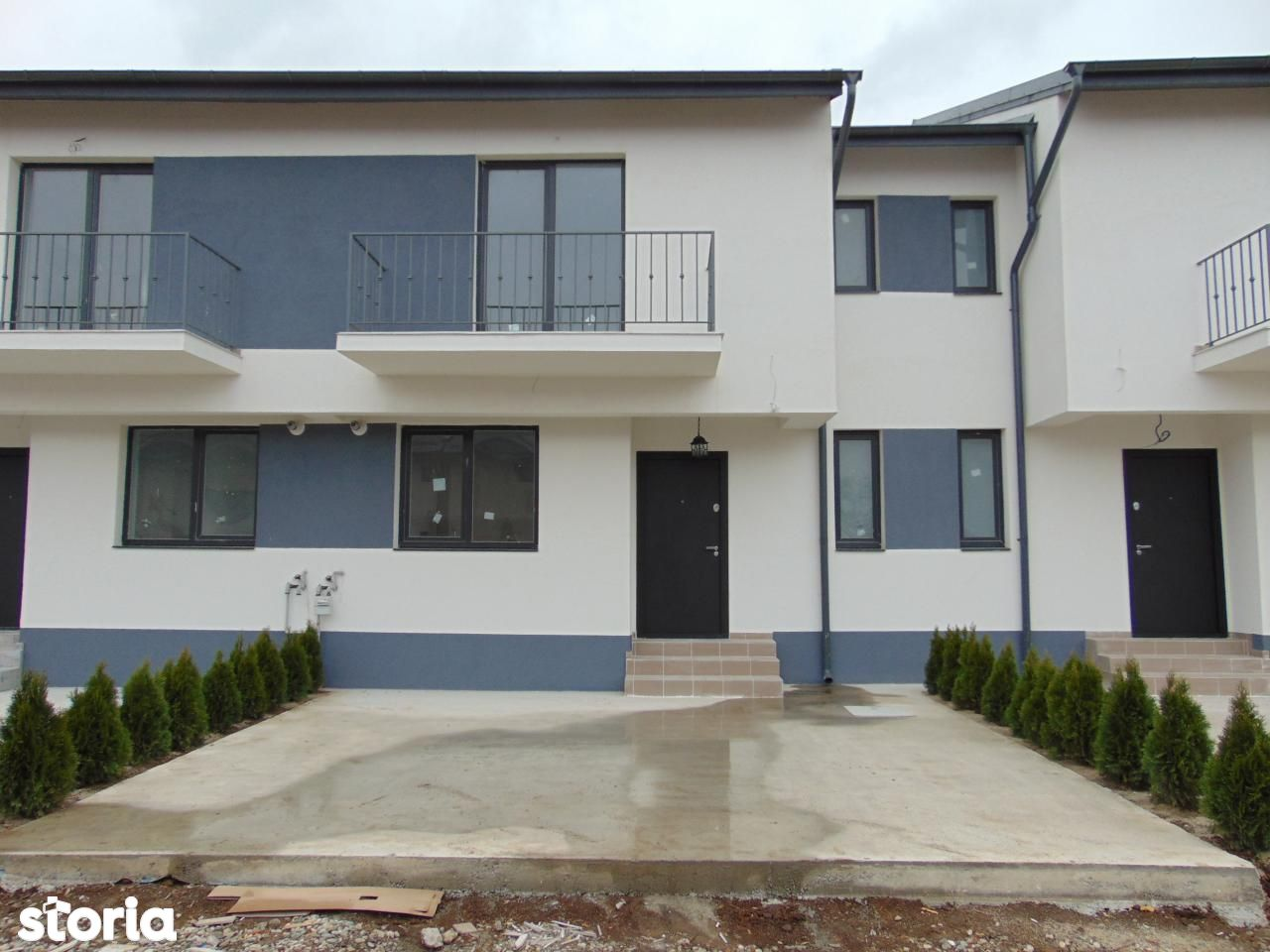 Casa de vanzare, Ilfov (judet), Roşu - Foto 1