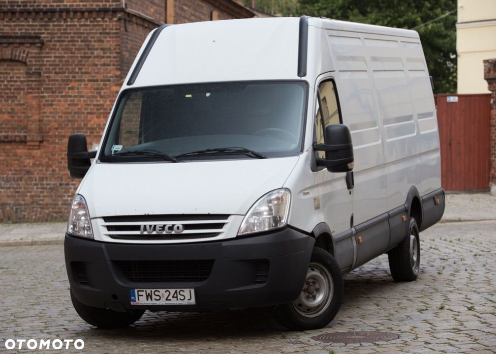 Iveco Daily 35S17  Iveco Daily 3.0 Klima, tempomat - 3