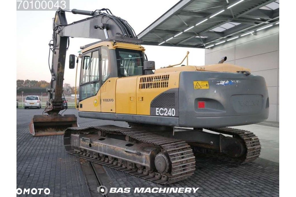 Volvo EC240C NL Nice and clean condition  Volvo Ec240c NL Nice and clean condition - 2