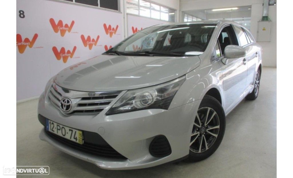 Toyota Avensis SW 2.0 D-4D Comfor - 1