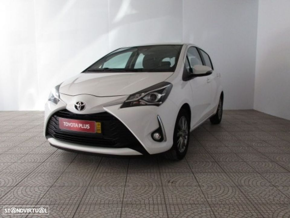 Toyota Yaris 1.0 Comfort+Pack Style - 1
