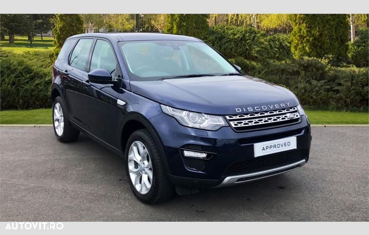 Dezmembrez Range Rover Discovery Sport/Land Rover discovery sport 2017 - 4