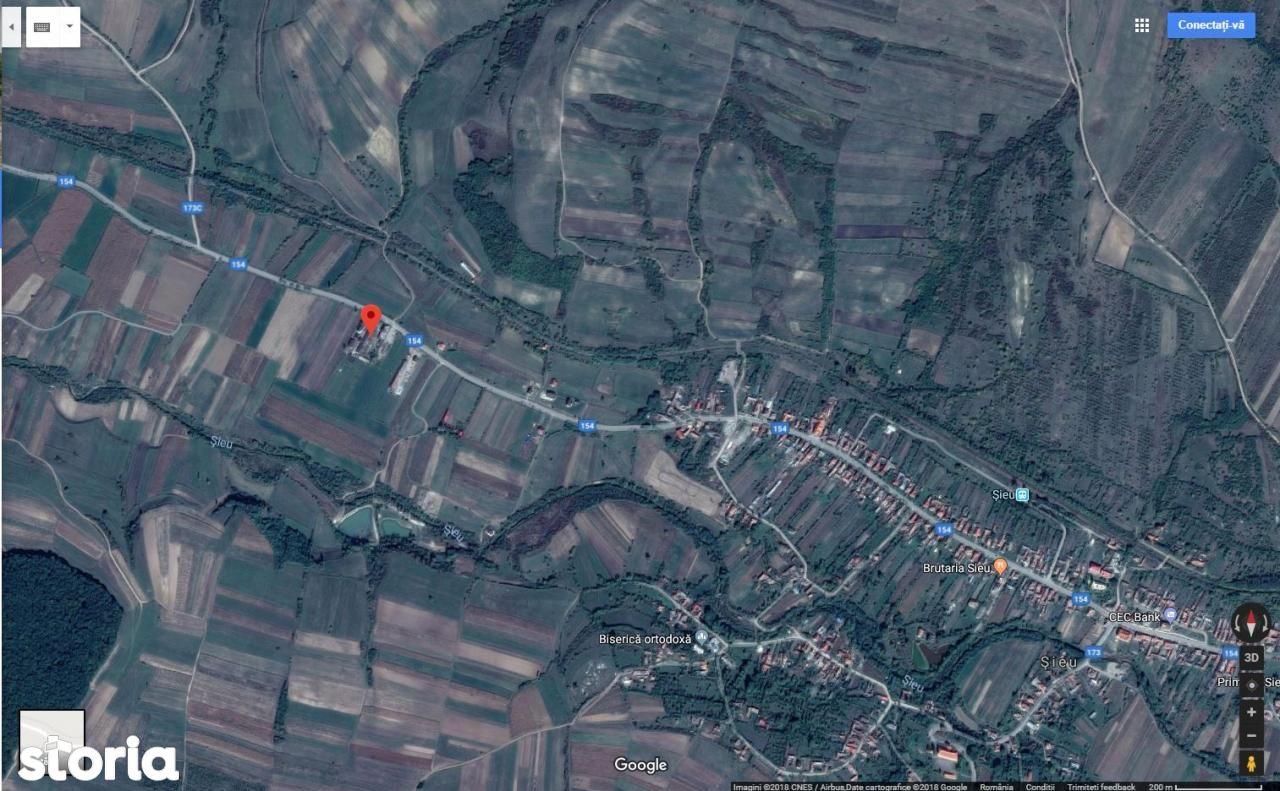 Depozit / Hala de vanzare, Bistrița-Năsăud (judet), Şieu - Foto 1