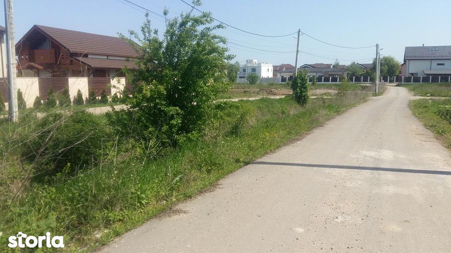 Teren de Vanzare, Corbeanca, Bucuresti - Ilfov - Foto 8